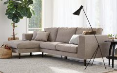 Dania Sectional Sofas