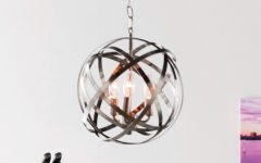 Adcock 3-Light Single Globe Pendants