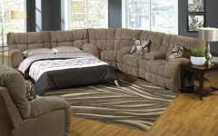 Sectional Sofas with Sleeper