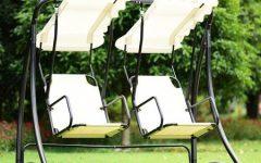 Patio Glider Hammock Porch Swings