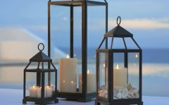 Outdoor Lanterns at Pottery Barn