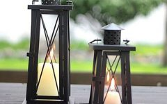 Outdoor Oil Lanterns
