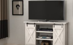 """Leafwood Tv Stands for Tvs Up to 60"""""""