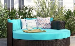 Freeport Patio Daybeds with Cushion