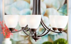 Hayden 5-Light Shaded Chandeliers