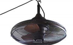 Outdoor Ceiling Fans for Canopy