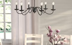 Perseus 6-light Candle Style Chandeliers