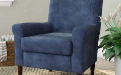 Ronald Polyester Blend Armchairs