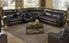 Sectional Sofas With Consoles