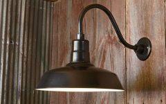 Rickey Black Outdoor Barn Lights