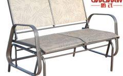 Rocking Glider Benches