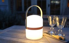 Outdoor Rechargeable Lanterns