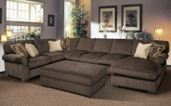 Sectional Sleeper Sofas With Ottoman