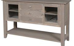 """Brentley 54"""" Wide 1 Drawer Sideboards"""