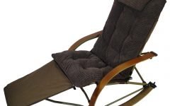 Rocking Chairs With Footrest