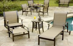 Sling Patio Conversation Sets