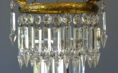 Small Glass Chandeliers