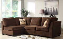 Small Modular Sectional Sofas