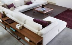 Sofas with Back Consoles