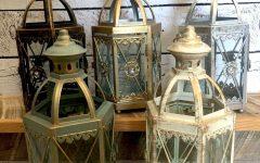 Outdoor Memorial Lanterns