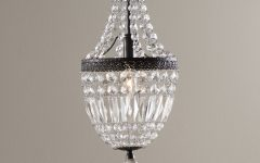 Spokane 1-Light Single Urn Pendants