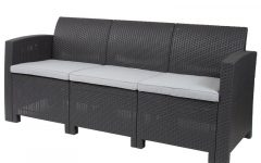 Stockwell Patio Sofas with Cushions
