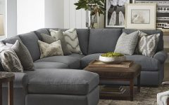 Gray U Shaped Sectionals