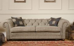 Tweed Fabric Sofas