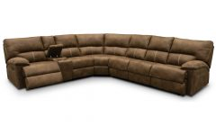 Taron 3 Piece Power Reclining Sectionals With Left Facing Console Loveseat