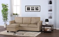 Narrow Spaces Sectional Sofas