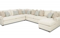 Sectional Sofas with Nailhead Trim