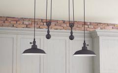 Ariel 2-Light Kitchen Island Dome Pendants
