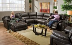 Simmons Chaise Sofas