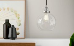 Bundy 1-light Single Globe Pendants