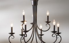 Kenedy 9-light Candle Style Chandeliers