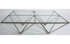 Inverted Triangle Coffee Tables