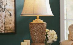 Unique Table Lamps Living Room
