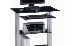 Vertical Computer Desks