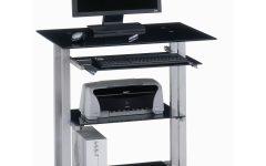 Vertical Computer Desks