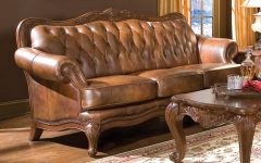 Victorian Leather Sofas