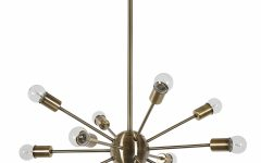 Vroman 12-light Sputnik Chandeliers