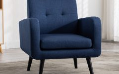Armory Fabric Armchairs