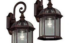 Outdoor Weather Resistant Lanterns