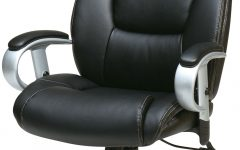 Executive Office Chairs With Adjustable Arms