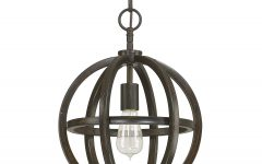Irwin 1-light Single Globe Pendants