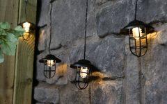 Plug in Outdoor Lanterns