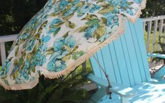 Vintage Patio Umbrellas For Sale