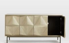 Geo Capiz Sideboards