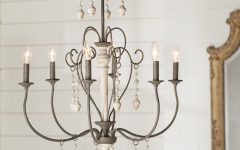 Bouchette Traditional 6-light Candle Style Chandeliers