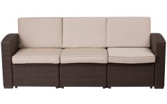 Clifford Patio Sofas with Cushions
